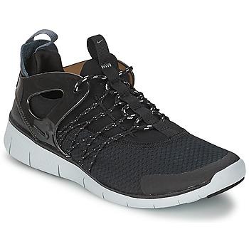 Schuhe Damen Sneaker Low Nike FREE VIRTUS Schwarz