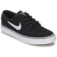 Schuhe Jungen Sneaker Low Nike STEFAN JANOSKI ENFANT Schwarz