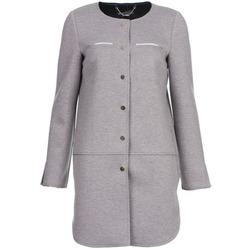 Kleidung Damen Mäntel La City FLORA Grau