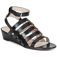 Schuhe Damen Sandalen / Sandaletten French Connection WINONA Schwarz