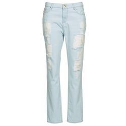 Kleidung Damen Straight Leg Jeans Cimarron BOY Blau