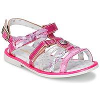 Schuhe Mädchen Sandalen / Sandaletten Catimini CHOUETTE Rose