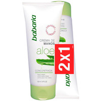 Beauty Hand & Fusspflege Babaria Aloe Vera Crema Manos Set  2 x 100 ml