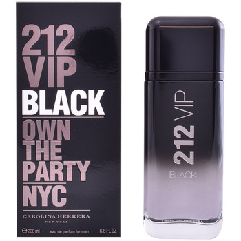 Beauty Herren Eau de parfum  Carolina Herrera 212 Vip Black Edp Zerstäuber  200 ml