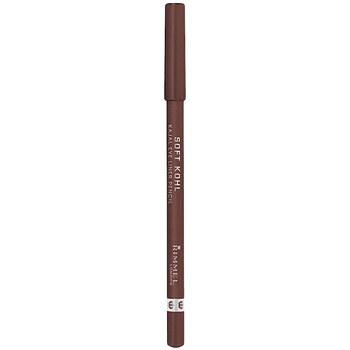 Beauty Damen Kajalstift Rimmel London Soft Kohl Kajal Eye Pencil 011-brown 4 g