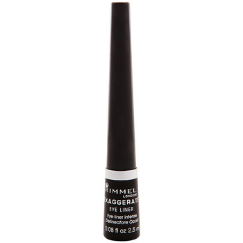 Beauty Damen Kajalstift Rimmel London Exaggerate Liquid Eye Liner 001-black 2,5 ml