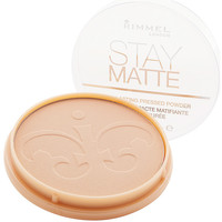 Beauty Damen Blush & Puder Rimmel London Stay Matte Pressed Powder 006-warm Beige 14 Gr 14 g