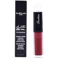 Beauty Damen Lippenstift Guerlain La Petite Robe Noire Lip Colour'Ink l122-dark Sided  6