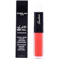Beauty Damen Lippenstift Guerlain La Petite Robe Noire Lip Colour'Ink l140-conqueror   6