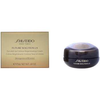 Beauty Damen Anti-Aging & Anti-Falten Produkte Shiseido Future Solution Lx Eye & Lip Cream  17 ml