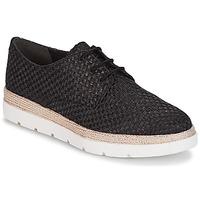 Schuhe Damen Derby-Schuhe S.Oliver  Schwarz