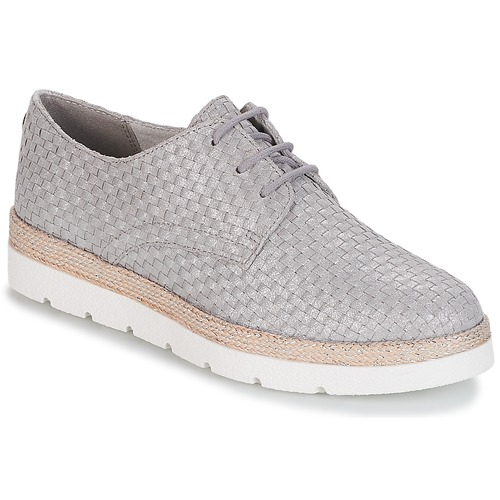 S.Oliver  Silbern  Schuhe 63,96 Derby-Schuhe Damen 63,96 Schuhe 627ca9