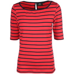 Kleidung Damen T-Shirts Hv Society Josephine rot