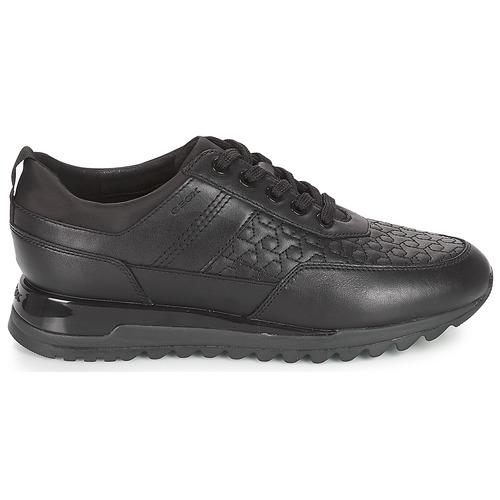 Geox Schuhe D TABELYA Schwarz  Schuhe Geox Sneaker Low Damen 125 8472e5