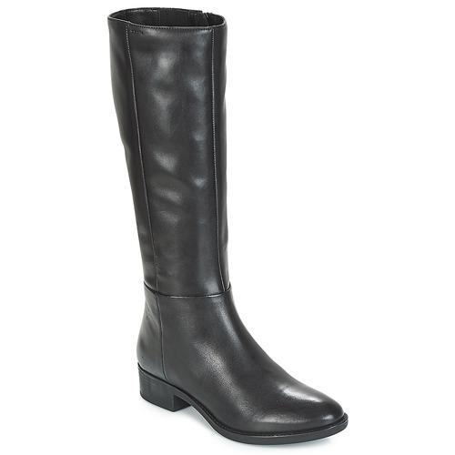 Geox D FELICITY Schwarz  Schuhe Klassische Stiefel Damen 155