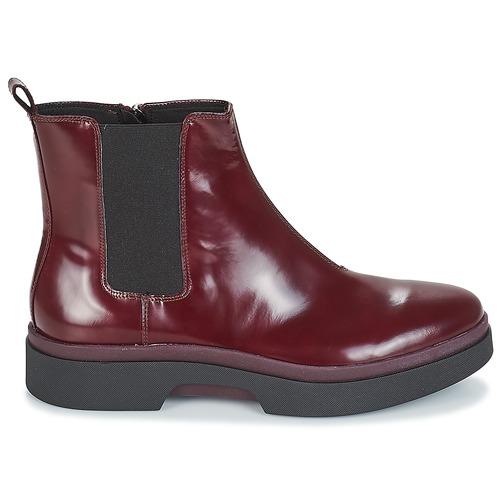 Geox D MYLUSE Bordeaux Schuhe Boots Damen Damen Boots 155 3c959b