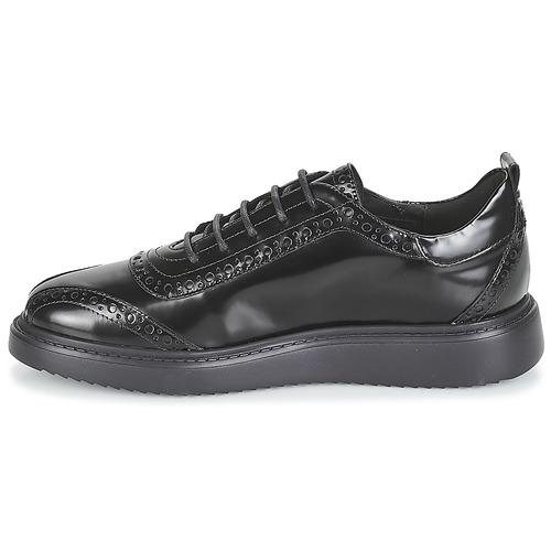 Geox Geox Geox D THYMAR Schwarz  Schuhe Derby-Schuhe Damen f760c8