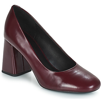 Schuhe Damen Pumps Geox D SEYLISE HIGH Bordeaux