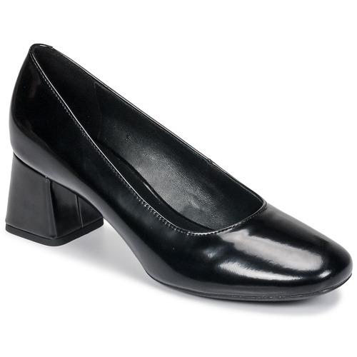 Geox D SEYLISE MID Schwarz  Schuhe Pumps Damen 119