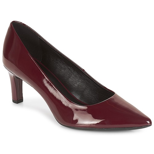 Geox D BIBBIANA Bordeaux  Schuhe Pumps Damen 119