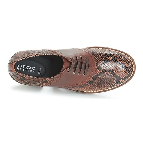 Geox D ADRYA Ankle MID Braun  Schuhe Ankle ADRYA Boots Damen 145 1093f3