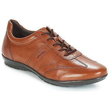 Schuhe Herren Derby-Schuhe Geox UOMO SYMBOL Braun