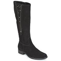 Schuhe Damen Klassische Stiefel Gabor PARTUS Schwarz