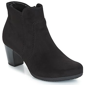 Schuhe Damen Low Boots Gabor KENAT Schwarz