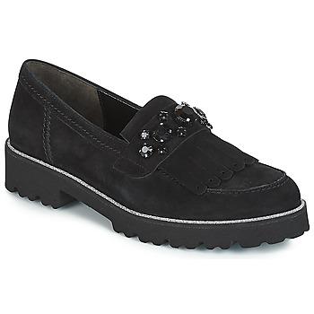 Schuhe Damen Slipper Gabor TINGER Schwarz