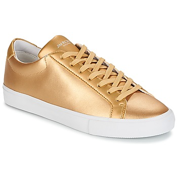 Schuhe Damen Sneaker Low Jim Rickey CHOP WMN Gold