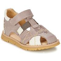 Schuhe Jungen Sandalen / Sandaletten GBB INCAS Braun