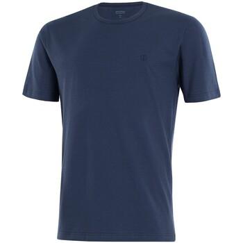 Kleidung Herren T-Shirts Impetus 7304E62 E97 Blau