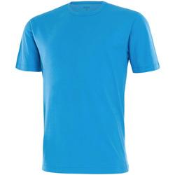 Kleidung Herren T-Shirts Impetus 7304E62 C83 Blau
