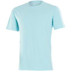 Kleidung Herren T-Shirts Impetus 7304E62 E67 Blau