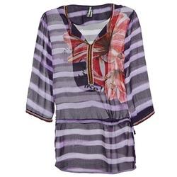 Kleidung Damen Tops / Blusen Desigual ALONDRA Multifarben