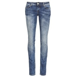 Kleidung Damen Slim Fit Jeans Salsa SHAPE UP Blau