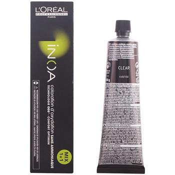 Beauty Accessoires Haare L'oréal Inoa Coloration D'Oxydation Sans Amoniaque clear 60 Gr