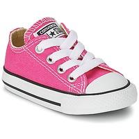 Schuhe Mädchen Sneaker Low Converse Chuck Taylor All Star SEASON OX Rose