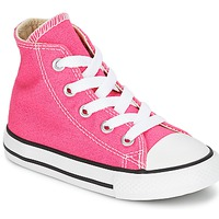 Schuhe Mädchen Sneaker High Converse Chuck Taylor All Star SEASON HI Rose