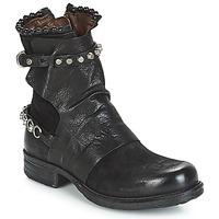 Schuhe Damen Boots Airstep / A.S.98 SAINT 14 Schwarz