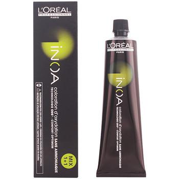 Beauty Accessoires Haare L'oréal Inoa Coloration D'Oxydation Sans Amoniaque 1 60 Gr 60 g