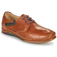 Schuhe Herren Derby-Schuhe Fluchos CATAMARAN Braun