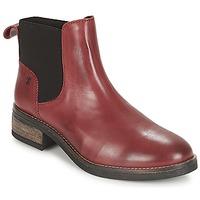 Schuhe Damen Boots Casual Attitude JELIA Rot