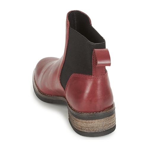 Casual Attitude Schuhe JELIA Rot  Schuhe Attitude Boots Damen 65,60 f7712b