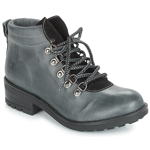 Casual Attitude JAFA Grau  Schuhe Boots Damen 88,99