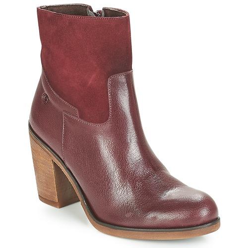 Casual Attitude JASRAH Rot  Schuhe Low Boots Damen 88,99