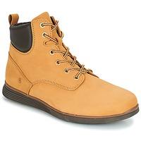 Schuhe Herren Boots Casual Attitude JEK Beige
