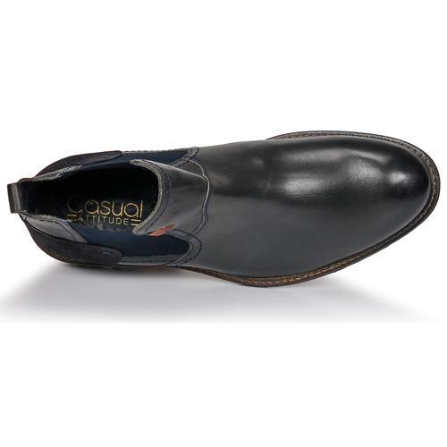 Casual Attitude Attitude Attitude FIORELLA Grau  Schuhe Boots Herren 417960