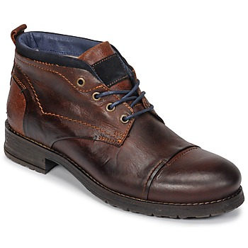 Schuhe Herren Boots Casual Attitude JABILON Braun
