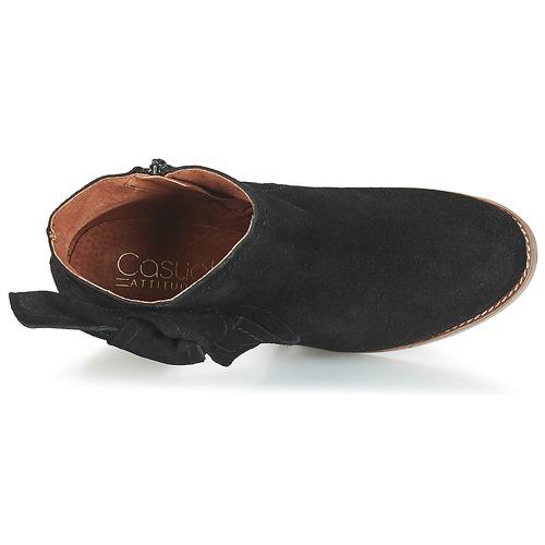 Casual Attitude HIRCHE Schwarz  79,99 Schuhe Low Boots Damen 79,99  3c9d80
